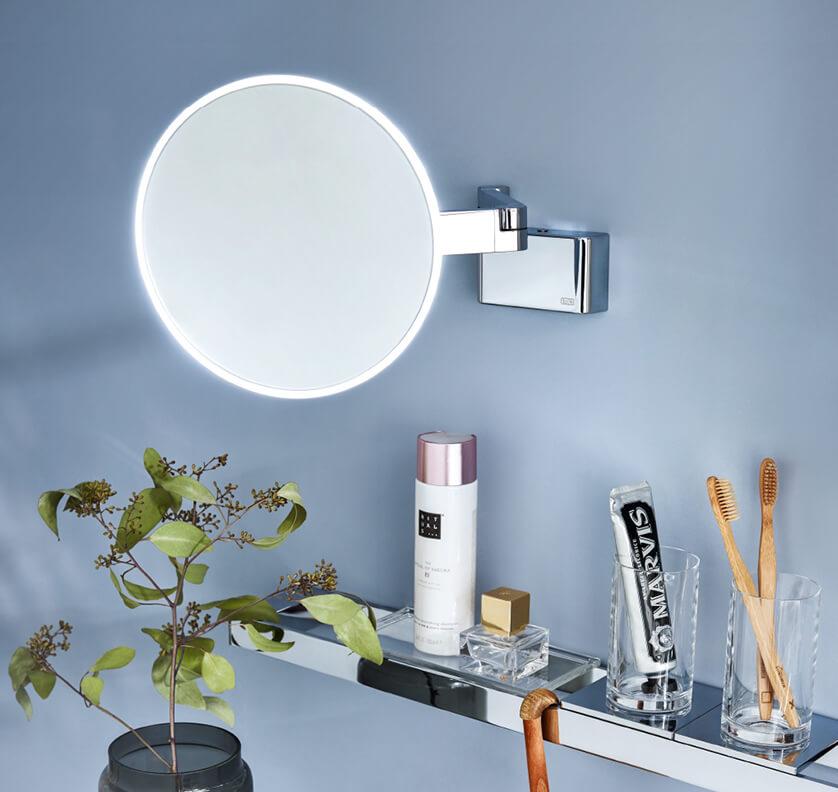 led badspiegel badezimmerspiegel und spiegel nach ma. Black Bedroom Furniture Sets. Home Design Ideas